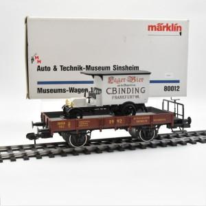 Märklin 80012 Museumswagen Technik-Museum Sinsheim 1992, (23242)