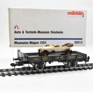 Märklin 80013 Museumswagen Technik-Museum Sinsheim 1993, (23256)