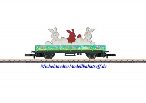 (Neu) Märklin 80419 Spur Z Osterwagen 2019,