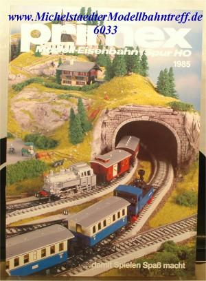 Primex Katalog 1985, (6033)