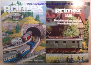 Primex Katalog 1985, (6035)