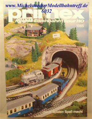 Primex Katalog 1985, (6032)