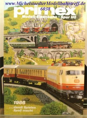 Primex Katalog 1986, (6038)