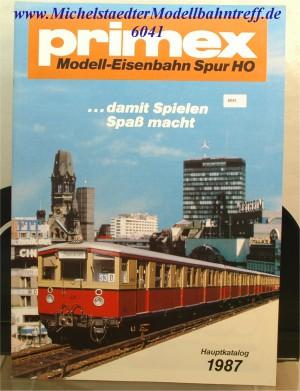 Primex Katalog 1987, (6041)