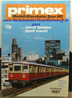 Primex Katalog 1987, (6044)