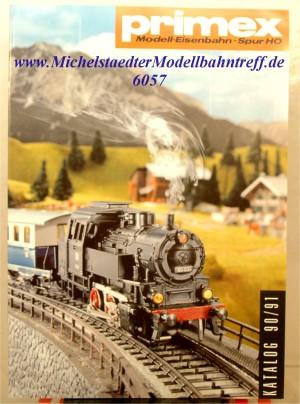 Primex Katalog 1990/91, (6057)