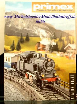 Primex Katalog 1990/91, (6056)