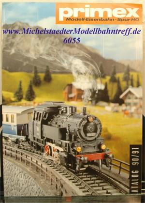 Primex Katalog 1990/91, (6055)
