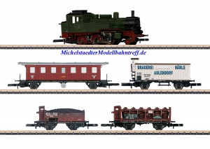 (Neu) Märklin 81390 Zugpackung 175 Jahre Eisenbahnen in Württemberg, Ep.I,