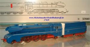 """Märklin 37081 Dampflok BR 10, """"Messemodell"""", (17029)"""
