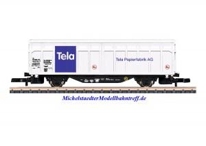 (Neu) Märklin Spur Z 82384 Schiebewandwagen Hbbins Tela Ep. V,