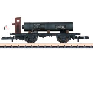 (Neu) Märklin Spur Z 82401 Gaskesselwagen DRG, Ep.II,