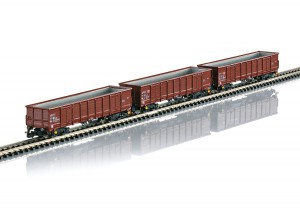 """(Neu) Märklin 82541 Wagenset """"Eanos-x 052"""", DB, Ep.V,"""