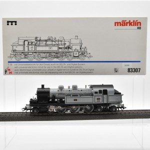 Märklin 83307 Dampflokomotive BR T 18 der K.W.E.Sts.E., Museumslok, (25250)