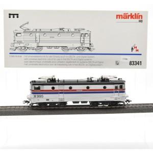 """Märklin 83341 E-Lok BR X995 """"Amtrak"""", (21508)"""