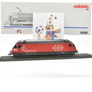 "Märklin 83460 E-Lok Serie 460 SBB, ""Joggeli"", (21534)"