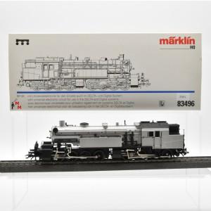 Märklin 83496 Dampflok BR 96, DRG,  in silberfarbener Farbgebung, (25251)