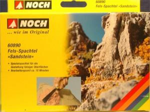 """(Neu) Noch 60890 Fels-Spachtel """"Sandstein"""","""
