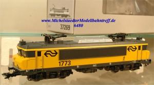 (Neu) Märklin 37269 E-Lok Serie 1700 der NS, (6480)