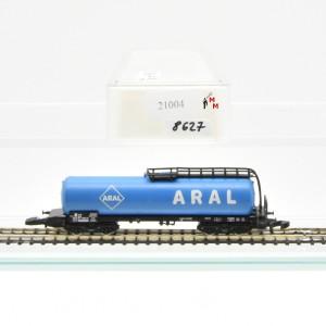 """Märklin Spur Z 8627 Kesselwagen """"ARAL"""", (21004)"""