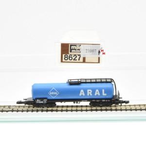 """Märklin Spur Z 8627 Kesselwagen """"ARAL"""", (21007)"""