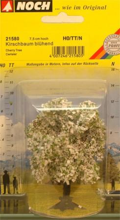 (Neu) Noch 21580 Kirschbaum, blühend, H0,TT,N,