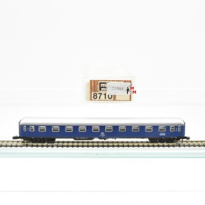 Märklin 8710 Spur Z D-Zug-Wagen 1. Kl. der DB, (21064)