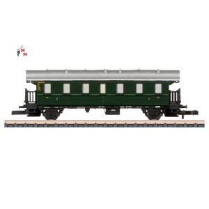 (Neu) Märklin Spur Z 87501 Personenwagen DB, 2./3.Kl. Ep.IIIa,