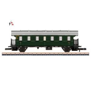 (Neu) Märklin Spur Z 87511 Personenwagen DB, 2.Kl. Ep.IIIa,