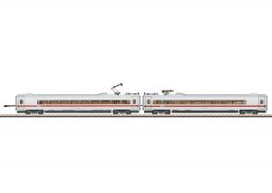 (Neu) Märklin 87715 Ergänzugsset ICE 3, DB, Ep.VI, 2 Wagen, Spur Z,