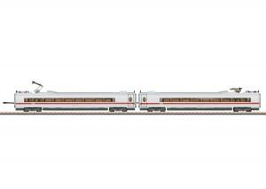 (Neu) Märklin 87716 Ergänzugsset ICE 3, DB, Ep.VI, 2 Wagen, Spur Z,