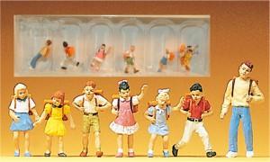 (Neu) Preiser 1081 Schulkinder,