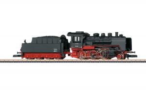 (Neu) Märklin Spur Z 88031 Dampflok BR 24, DB, Ep.III,