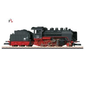 (Neu) Märklin Spur Z 88032 Dampflok BR 37 der DR, Ep.IV,