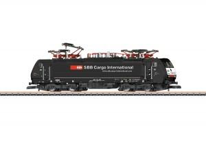 (Neu) Märklin 88195 E-Lok BR 189, MRCE, SBB Cargo Int.,