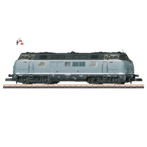 (Neu) Märklin Spur Z 88205 Diesellokomotive BR 270 (SGL), Ep.IV,