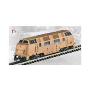 (Neu) Märklin Spur Z 88207 Diesellok BR 220 Feinguss Edition,