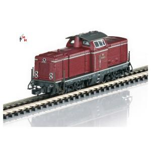 (Neu) Märklin MHI Spur Z 88214 Diesellok BR 212 der DB,