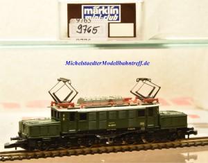 Märklin 8822 Spur Z E-Lok BR 194 der DB, mit 5* Antrieb, (9765)