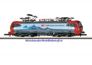 (Neu) Märklin 88232 E-Lok BR 193 SBB Cargo Int., Ep.VI,