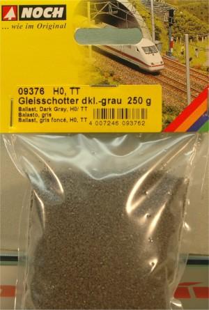 (Neu) Noch 09376 Gleisschotter, dkl.-grau, H0,TT,