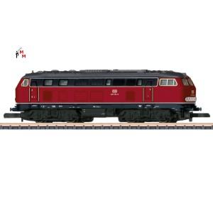 (Neu) Märklin MHI Spur Z 88792 Diesellok BR 218 der DB, Ep.VI,