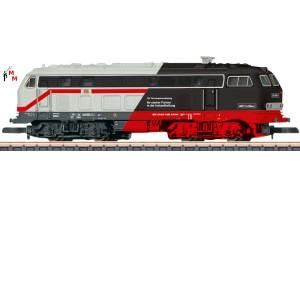 (Neu) Märklin Spur Z 88807 Diesellok BR 218 der DB, Ep.VI,