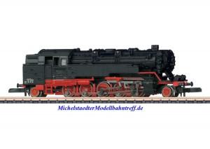 (Neu) Märklin Spur Z 88931 Dampflokomotive BR 85 DB Ep.IIIa,
