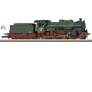 (Neu) Märklin Spur Z 88993 Dampflok BR 38 des SEH, Ep.II,