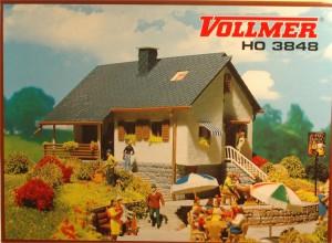 (Neu) Vollmer 3848 H0 Haus im Park,