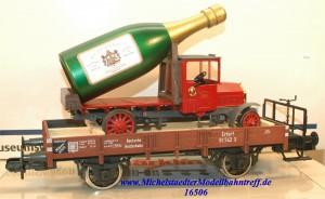 """Märklin 58315 Spur 1 Museumswagen 2000 """"Kessler Sekt"""", (16506)"""