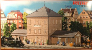 (Neu) Vollmer 43451 Bahnhof Kulmbach, H0,