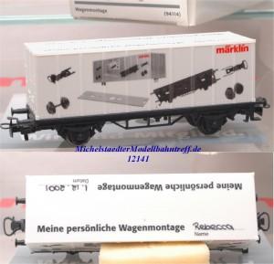 Märklin 94114 Meine persönliche Wagenmontage, (12141)