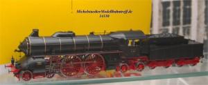 Brawa 0653 Dampflok BR 15 der Dt. Reichsbahn, Wechselstrom-digital, (14310)